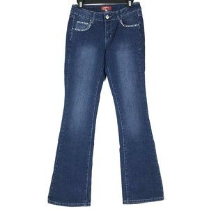 Blue one5one Jeans Size 4 Boot Cut Jeans